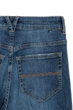 Slim High Trashed Jeans - Denim blue - Ladies | H&M CN 3