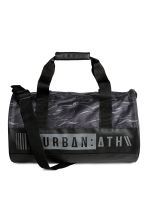 Sports bag - Black/Dark grey - Kids | H&M CN 1