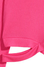 Cropped jumper - Cerise - Ladies | H&M 3