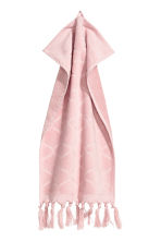 2-pack guest towels - Old rose - Home All | H&M IE 2