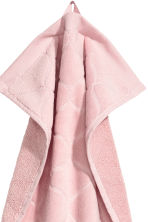 2-pack guest towels - Old rose - Home All | H&M IE 3