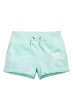 Shorts - Mint green - Kids | H&M CN 2