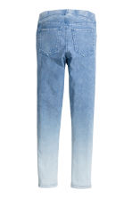 Denim leggings - Blue washed out - Kids | H&M 3