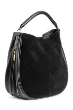 Borsa hobo con cerniera - Nero - DONNA | H&M IT 2