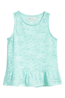 Burnout vest top