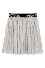 Gonna in tulle - Argentato - BAMBINO | H&M IT 2