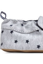 Slippers - Grey/Stars -  | H&M 3