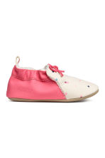 Slippers - Pink/dotted - Kids | H&M CA 2