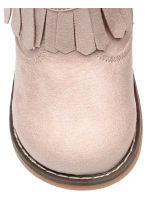 Boots with a zip - Pink - Kids | H&M CN 3