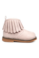 Boots with a zip - Pink - Kids | H&M CN 1