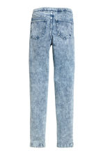 Tregging - Bleu washed out - ENFANT | H&M CH 3