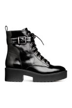 Platform boots - Black - Ladies | H&M CN 2