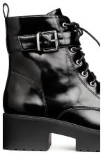 Platform boots - Black - Ladies | H&M CN 5