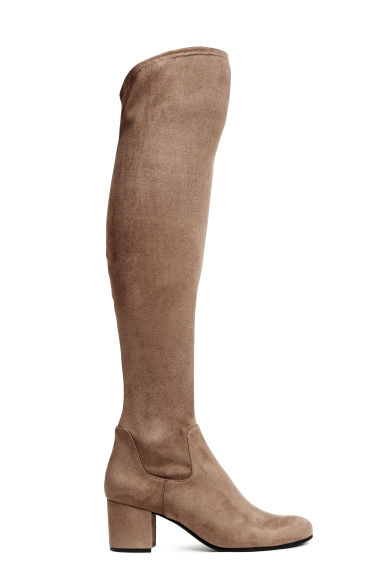 Knee-high boots - Mole - Ladies | H&M CN