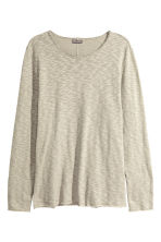 Fine-knit jumper - Mole - Men | H&M IE 2