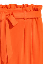 Korta shorts - Orange - DAM | H&M FI 3