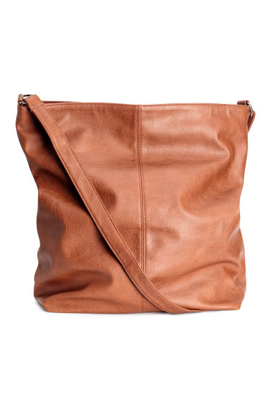 Shoulder bag - Cognac brown - Ladies | H&M CN 1