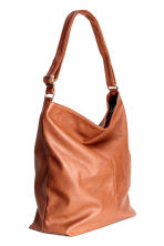 Shoulder bag - Cognac brown - Ladies | H&M CN 2
