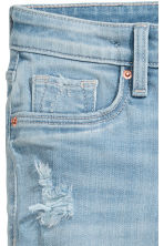 Superstretch Skinny Fit Jeans - Light denim blue - Kids | H&M 5