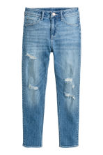 Relaxed Worn Jeans  - Denim blue - Kids | H&M CN 2