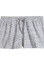 Pyjama top and shorts - Powder - Ladies | H&M CA 3