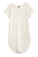 Sweatshirt dress - Light beige - Ladies | H&M 2
