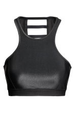 Sports bra Low support - Black - Ladies | H&M 2