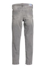 Skinny fit Biker jeans - Grigio denim -  | H&M IT 3