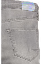 Skinny fit Biker jeans - Grigio denim -  | H&M IT 4