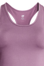 H&M+ Sports vest top - Heather - Ladies | H&M CN 3