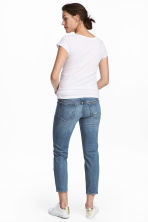 MAMA Boyfriend Jeans - Blue - Ladies | H&M CN 3