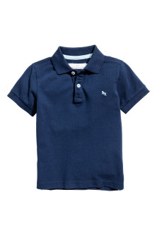 Polo in piqué