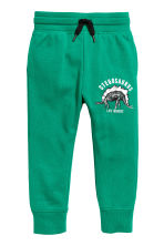 Joggers - Green -  | H&M 2