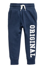 Joggers - Dark blue -  | H&M 2