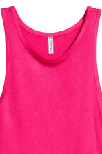 Vest dress - Cerise - Ladies | H&M 3