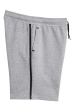 Sports shorts - Grey marl - Men | H&M 3