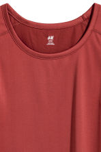 Sports vest top - Rust red - Men | H&M CN 3