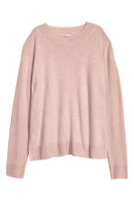 Pullover in cashmere - Rosa cipria - DONNA | H&M IT 2