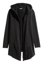 Long cardigan - Black - Men | H&M 1