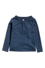 2-pack jersey tops - Pink marl - Kids | H&M 3