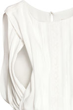 MAMA Nursing top - White - Ladies | H&M CN 4