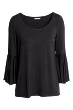 MAMA Nursing top - Black - Ladies | H&M CN 2