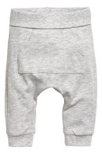Bodysuit and trousers - Grey - Kids | H&M CN 2