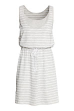 MAMA Nursing dress - Light grey/Striped - Ladies | H&M 2
