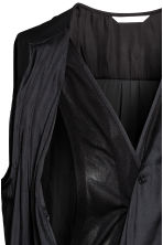 MAMA Nursing blouse - Black - Ladies | H&M 4