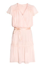 MAMA Nursing dress - Powder pink - Ladies | H&M 2