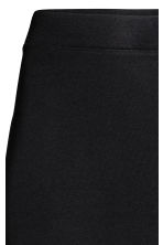 Knee-length pencil skirt - Black - Ladies | H&M 3