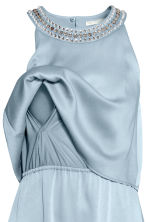 MAMA Nursing dress - Light blue - Ladies | H&M 3