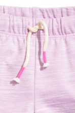 Jersey shorts - Light purple - Kids | H&M 3