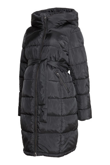 MAMA Padded parka Model